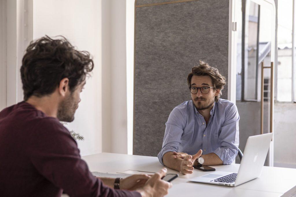 entretien de recrutement et distanciation
